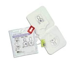 ZOLL Pediatric AED pads for use on children under 8 years or less than 55 pounds. ZOLL Pediatric Pedi-Padz II are for use on ZOLL AED Plus, AED Pro and M series defibrillators. 8900-0810-01