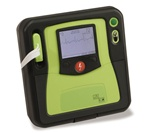 The ZOLL AED Pro provides the ruggedness, portability, and advanced functionality that professional rescuers and services require from an AED. ZOLL AED Pro Professional grade defibrillator. 90110200499991010, 90110600499991010, 90110400499991010
