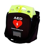 The ZOLL AED Plus carrying bag/case features an adjustable shoulder strap for easy carrying. Compare to the cost of the OEM ZOLL AED Plus soft case 8000-0802-01 at $105. A great value.
