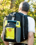 Cardiac Science AED Defibrillator Back Pack Response Kit