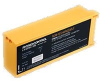 Physio-Control LIFEPAK 500 AED Battery Pack, Non-Rechargable - A long-life low-maintenance battery pack designed for low or infrequent use environments. 3005380-026, 11141-000013, 3208231-000, 11141-000147, 11141-000158