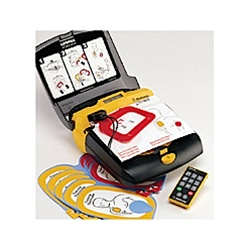 Medtronic Physio-Control LIFEPAK CR Plus and Express AED Trainer- Mimics semiautomatic and fully automatic AED operation. Medtronic Physio-Control AED CR-T Training System 11250-000073
