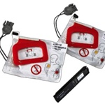 Medtronic Physio-Control LIFEPAK Pads and Battery for LIFEPAK CR Plus AED and LIFEPAK Express AED's. Includes 2 sets electrodes and 1 battery charger, replacement instructions, and discharger for safe disposal of used CHARGE-PAK. 11403-000001