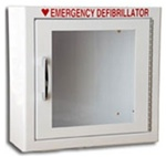 Small AED Cabinet 147SM