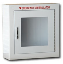 Merveilleux AED Cabinet   Alarmed AED Wall Mount Defibrillator Cabinets, Modern Metal  Alarmed AED Cabinets At