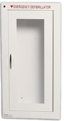 AED/Emergency Oxygen Combo Cabinet, Large, 184SM, 184SM-1, 184SM-14R