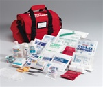 First Responder Kit, Large - Our comprehensive first responder kit contains the essential first aid supplies you need in a medical emergency. 520-FR