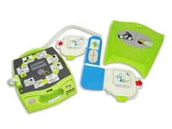 The ZOLL AED Plus Trainer 2 is to be used by CPR and AED trainers to train in the use of the ZOLL AED Plus. 8008-0050-01