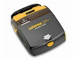 The Medtronic Physio-Control LIFEPAK CR® Plus AED was created for lay users in commercial and public settings. For use by the first person at the scene of a cardiac arrest, they are designed for minimally-trained rescuers. 80403-000148, 80403-000149