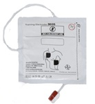 Cardiac Science AED Adult Training Defibrillation Pads (one pair) intended for use with Cardiac Science AED training device to simulate a rescue scenario. No shock delivered. 9035-003