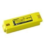 Cardiac Science Powerheart AED G3 Battery. IntelliSense Lithium Battery. Use is limited to certain older models, white with blue trim. For AED's