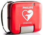 Philips HeartStart FR3 AED Rigid Carrying Case, 989803149971. Store and protect your Philips FR3 Automated External defibrillator with a rigid carrying case from AEDUniverse.com.