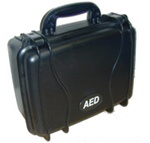 Defibtech standard hard carrying case is made of tough high-impact ABS plastic. The foam insert is resistant to body fluids, and is specifically designed for the Defibtech Lifeline and Reviver AED's. DAC-110