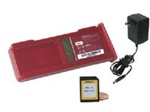 The Defibtech training package allows a Defibtech Lifeline AED to be used for training to simulate rescue scenarios. This training package includes: Rechargeable Training Battery, Training Battery Charger and Training Software. DCF-302T