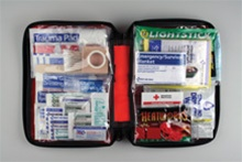 Emergency Preparedness Kit Plus First Aid Kit, RC-562