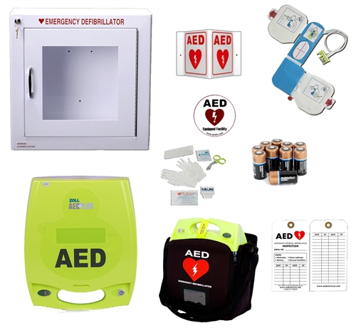 ZOLL AED Plus Business AED Package